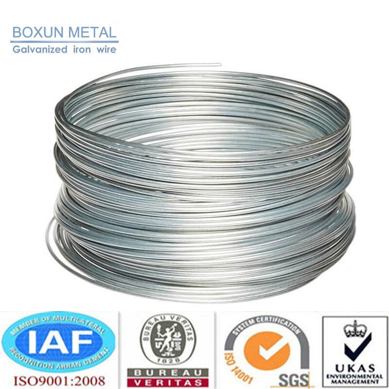 High quality Zinc Aluminum Alloy Wire