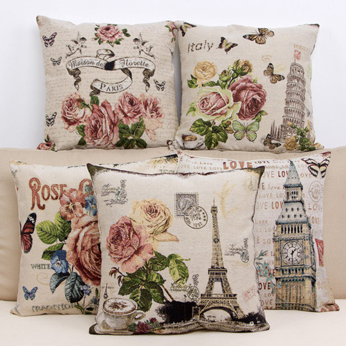 Decorative Printed Cushion for Home