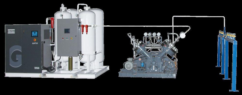 Psa Oxygen Generator Air Separation Equipment