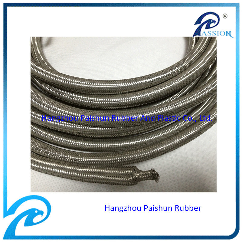 Stainless Steel Braided Fuel Rubber Hose