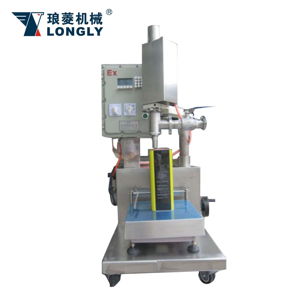 DCS-30H Weighing Type Liquid Filling Machine