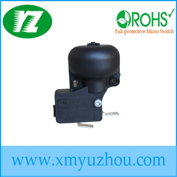 16A Sensitive Dump Switch for Electric Heater
