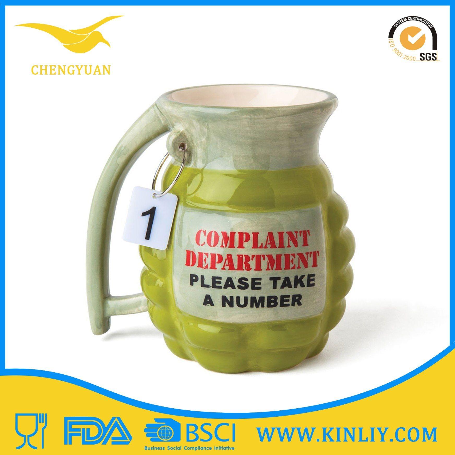 Gamepad Ceramic Tea Cup Coffee Mug with Funny Design