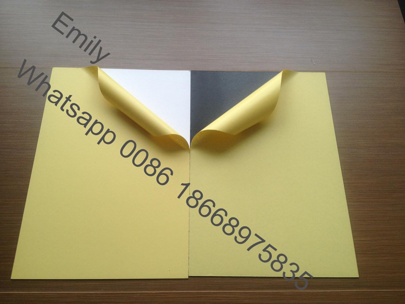 Good Hardness Self-Adhesive PVC Sheet to Make Album