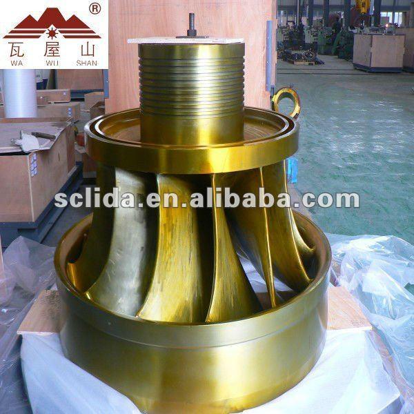 Hydraulic Turbine Capacity 50kw-20mw