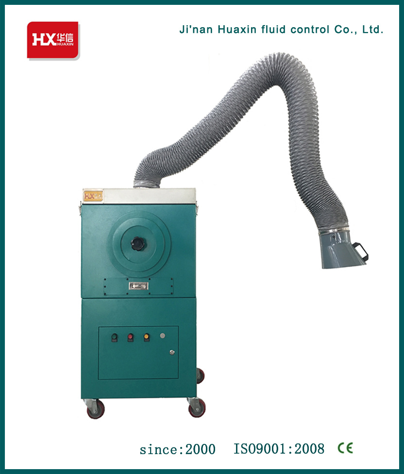 Welding Fume Collector with High Quality Cartridge for Welding Industry