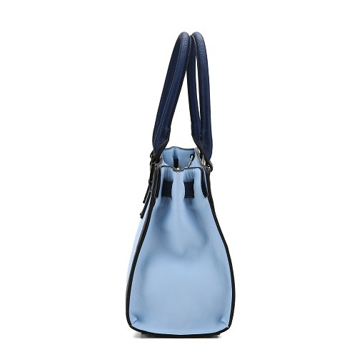 Women PU Fashion Evening Leather Hand Bag Designer Lady Handbag (MBNO040128)