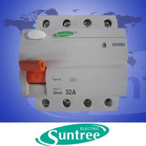 F360 F362 F364 Residual Current Circuit Breaker RCCB