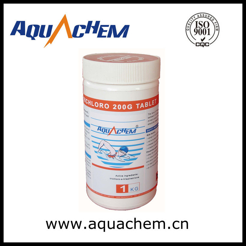 Trichloroisocyanuric Acid Used for Swimming Pool TCCA
