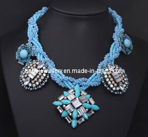 Shourouk Style Fashion Necklace/Fashion Jewelry (XJW13228)