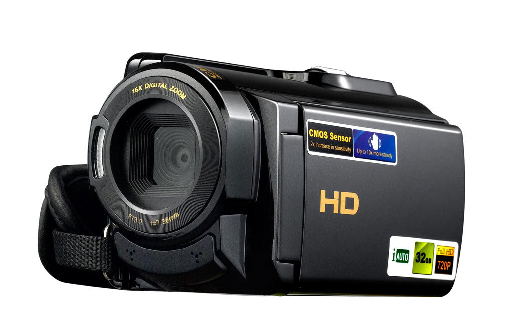 China Latest Full High Definition Hd Video Camera