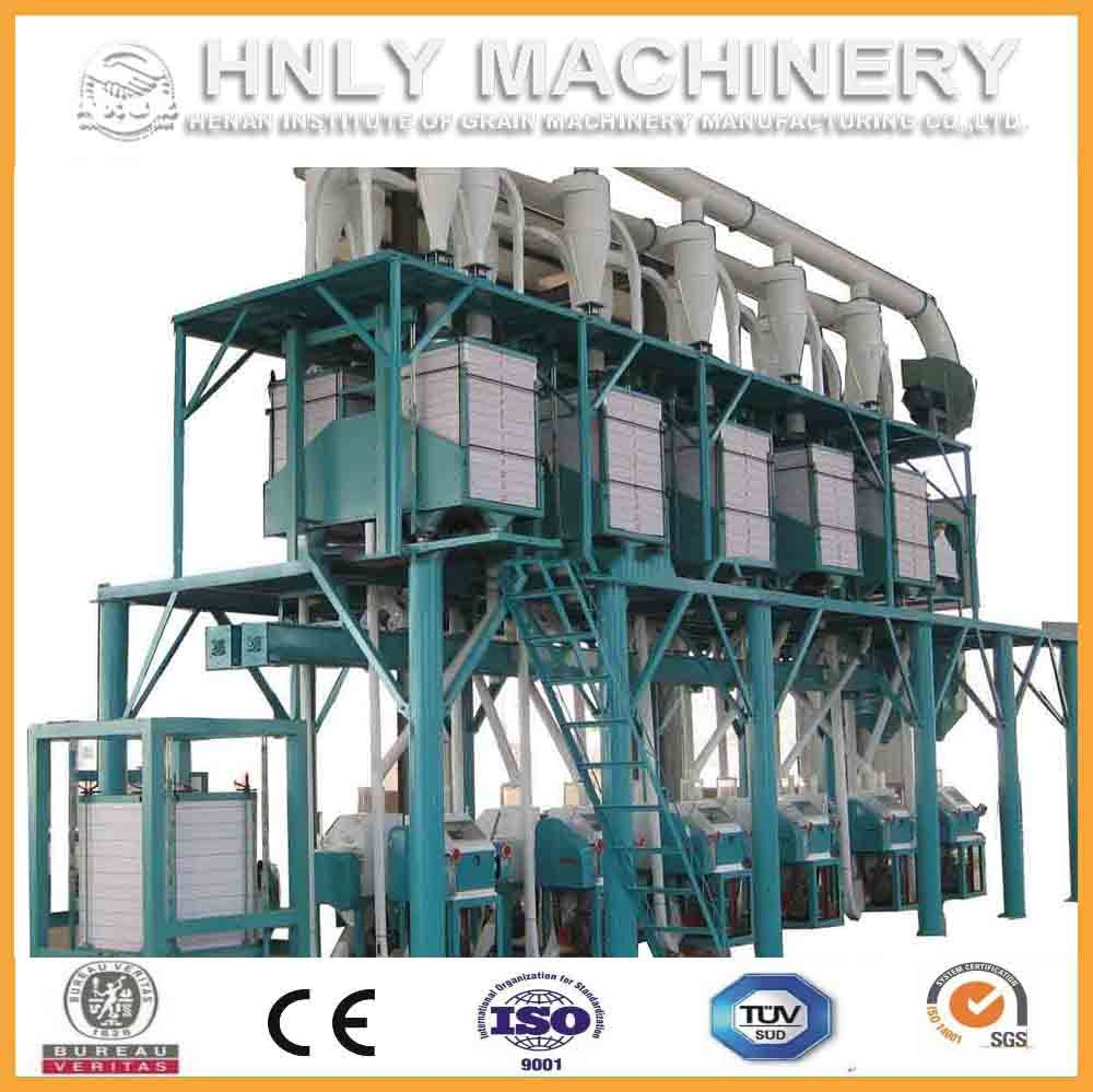 5-100tpd Maize Milling Machine Price, Maize Flour Mill