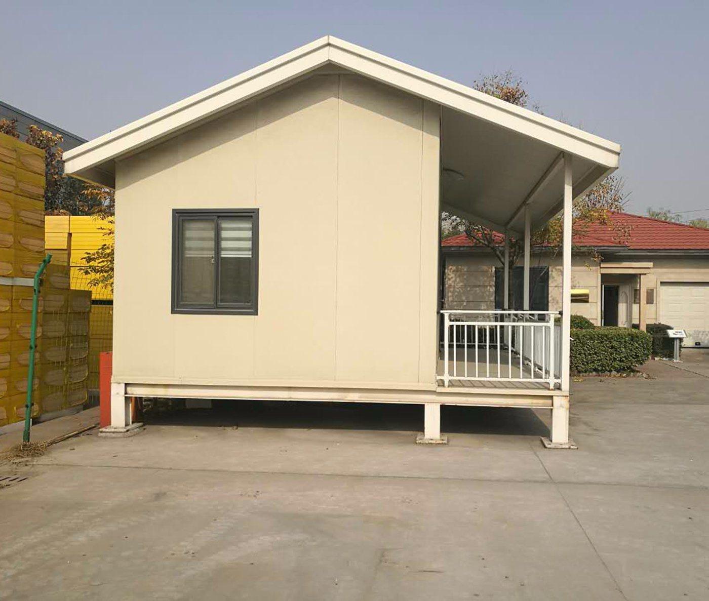 Modern Luxury Prefabricated House for Family Living
