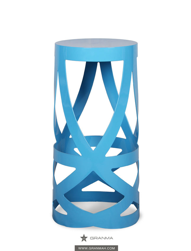 Ribbon Stool Fs417b China Bar Stool Ribbon Stool