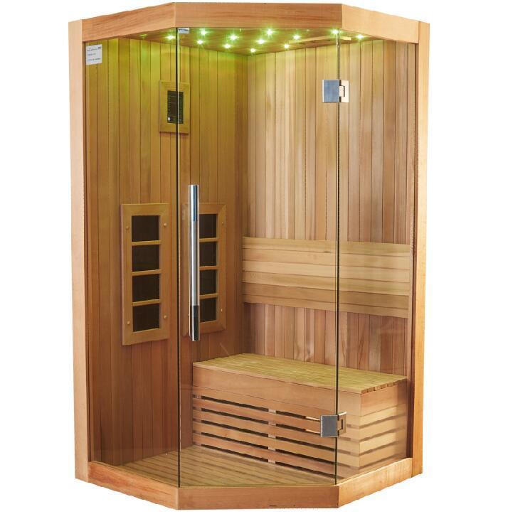 Diamond Design Comfortablehealthy Far Infrared Sauna House (I-011)