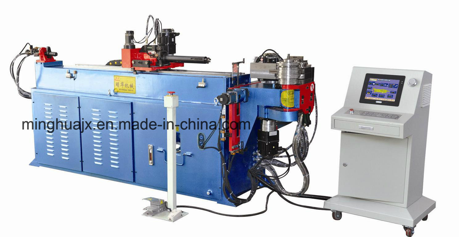 High Quality CNC Tube Bending Machine Dw25cncx5a-4s