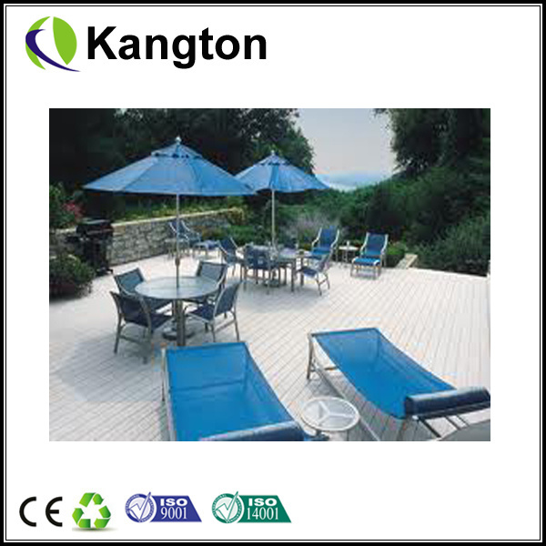 High Quanlity WPC Decking Wood Plastic Composited Deck (decking)