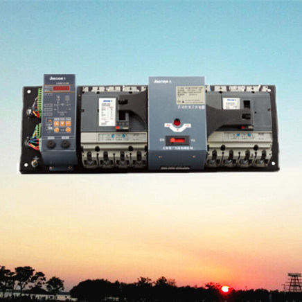 Switching Between City Power and Generator Automatic Changeover Switch (JATSNB)