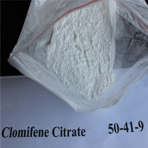 Bodybuilding Clomiphene Citrate Powder Anti Estrogen Clomid 50-41-99