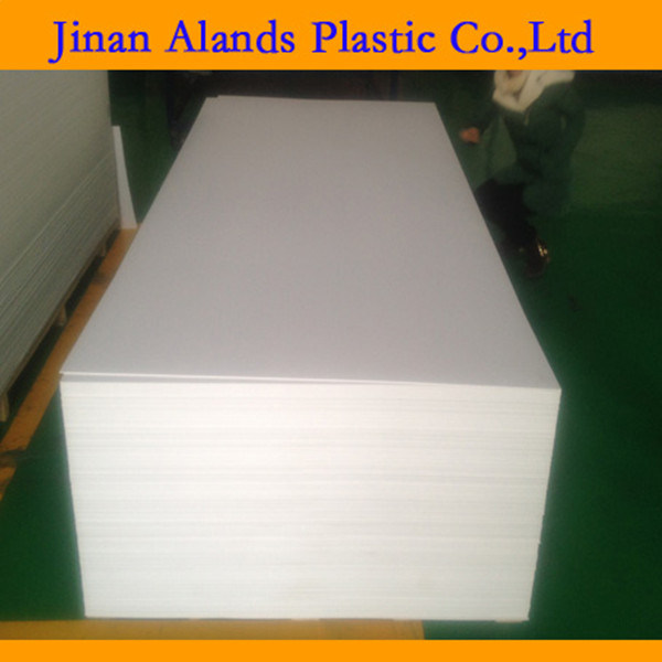 High Density Cell Closed PVC Foamed Board for Kitchen Cabinets