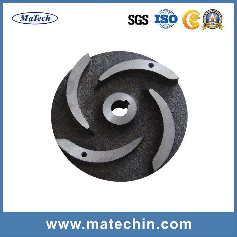 Produce Large Turbine Blade Grey Iron Casting
