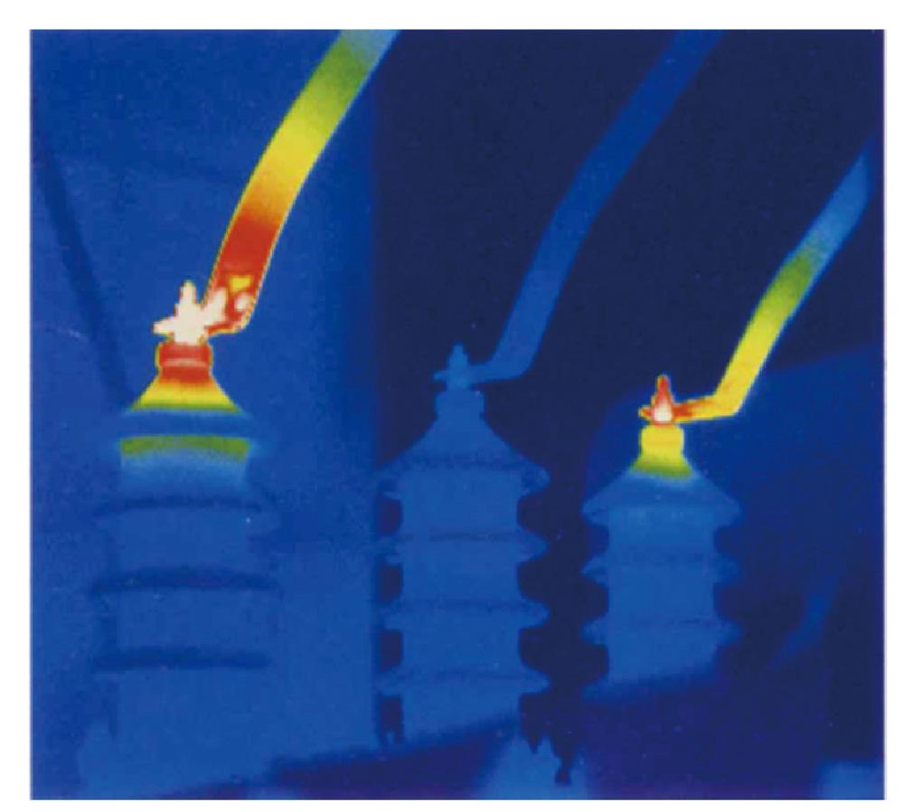 Handheld Temperature Testing Infrared Thermal Imager