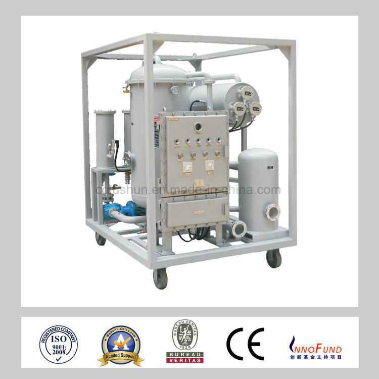 Explosion-Proof Oil Vacuum Purifier