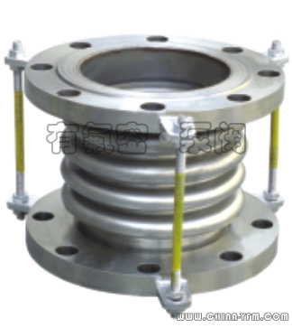 PTFE Lined Flange Compensator Expansion Joint