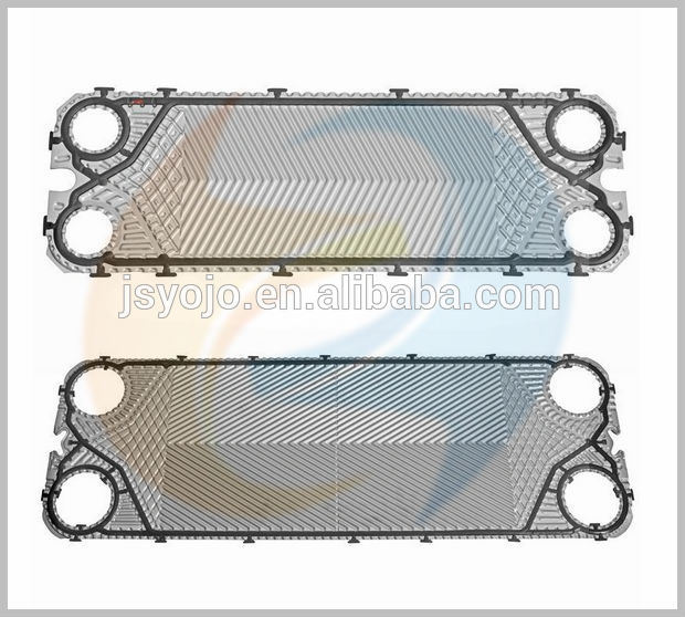 Alfa Laval M10 Plate and Gasket Replacements