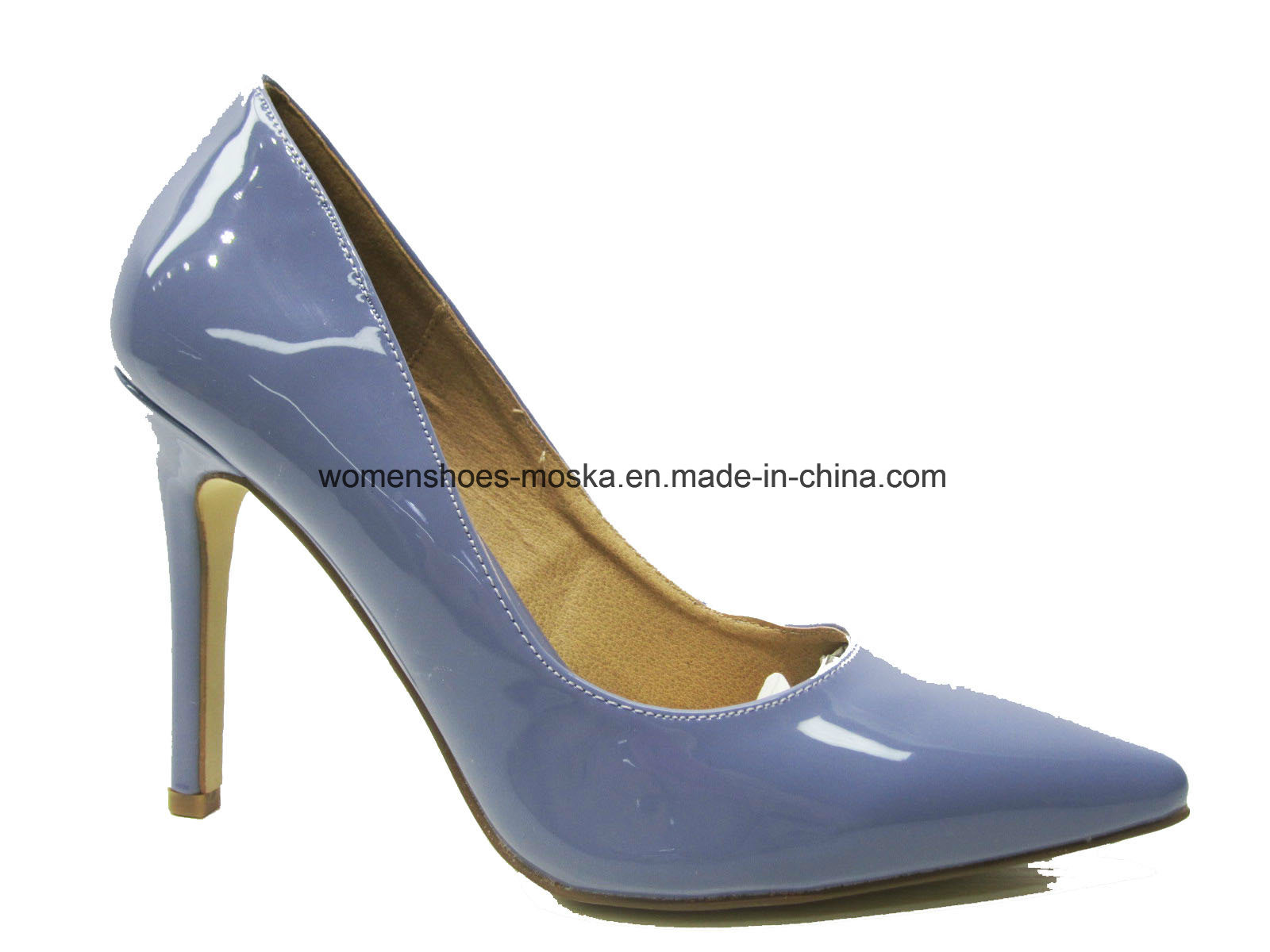 2017 New Design Sexy High Heel Women Dress Shoes Pointed Toe Lady Shoes