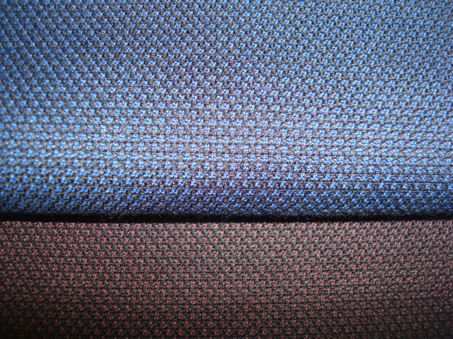 Jacquard Stretch Canvas Cotton Fabric