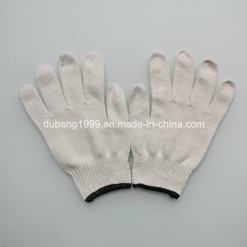 10 Gauge Cotton Gloves, Cotton Gloves, Safety Glove/Work Gloves