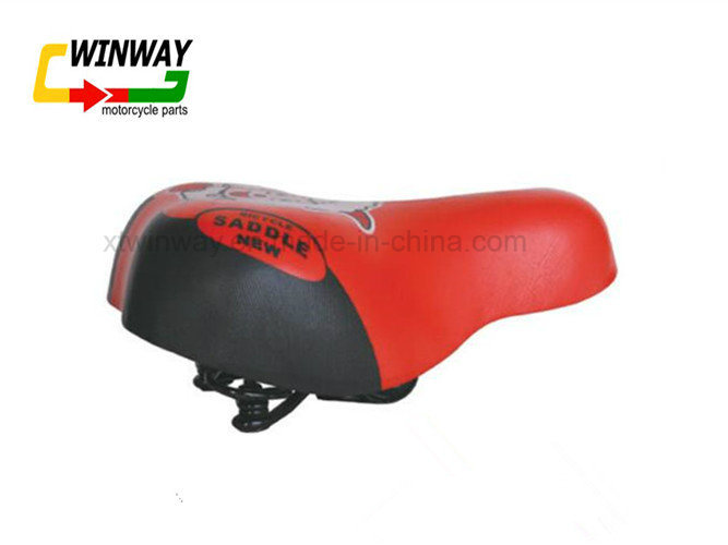 Kids Saddle Red Star Saddle, Bicycle Parts Saddle Cushion