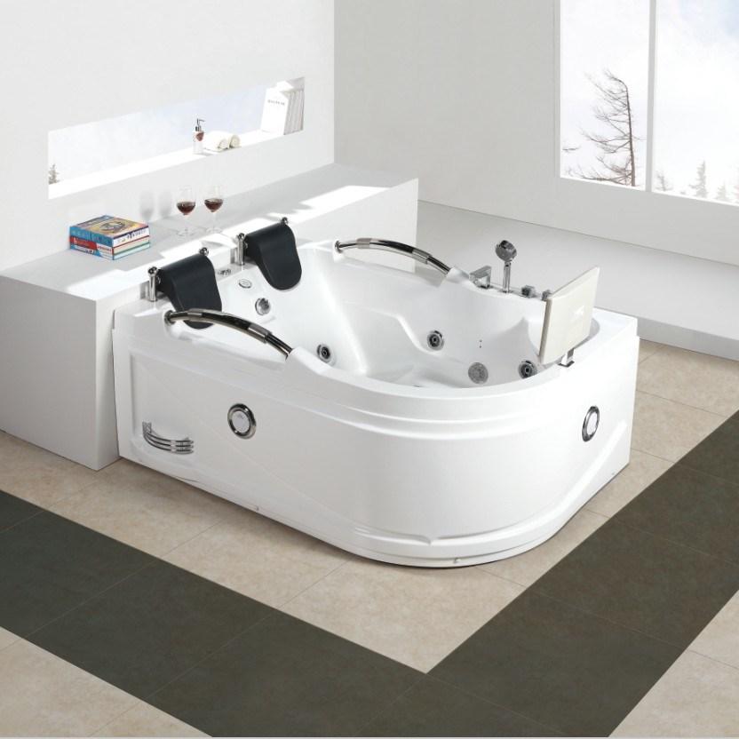 ce platinum series transduction massage bathtub 2 person