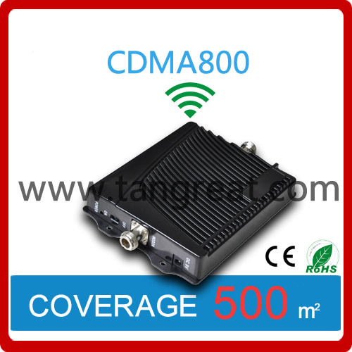 Mobile Phone Cellphone Signal Booster TG-800MR Applicable USA Canada America
