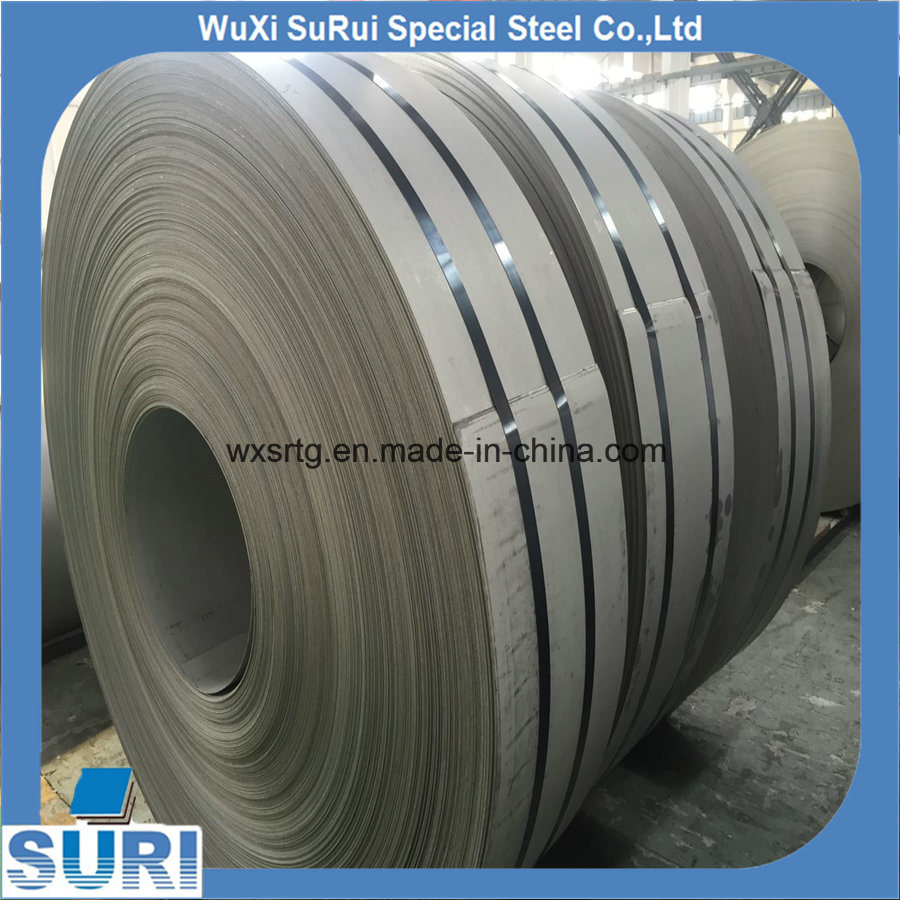 AISI SUS 301 304 304L 309S 316 410 420 430 440 Stainless Steel Strips /Belt, Spring Stainless Steel Band / Stainless Steel Coil