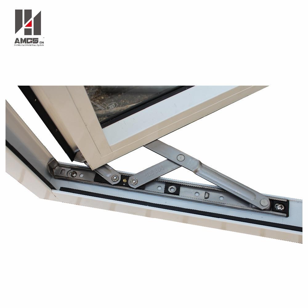 Customized High Quality Double Glazing Aluminum Casement Window