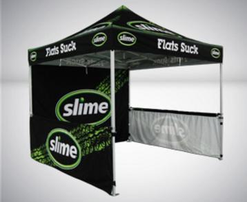 2017 Hot Selling Aluminum Folding Pop up Canopy Gazebo Tent for Advertising
