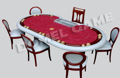 Casino Texas Hold′em Poker Table Group (DPT4A21G)