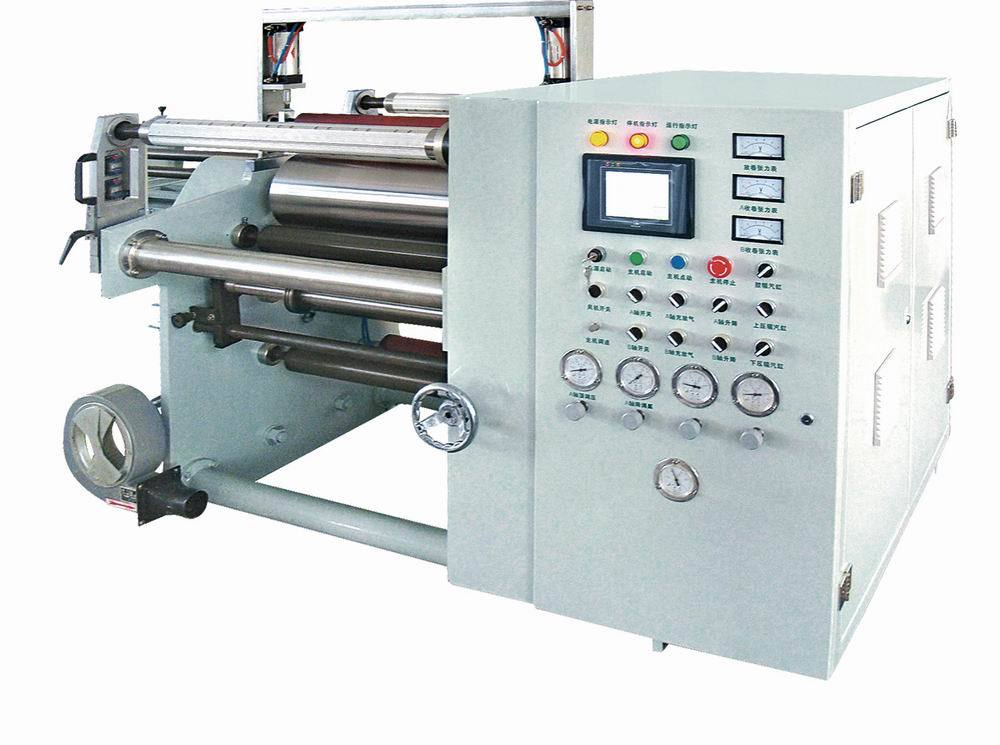 Automatic Aluminium Sheet Roll Slitting Cutting Machine