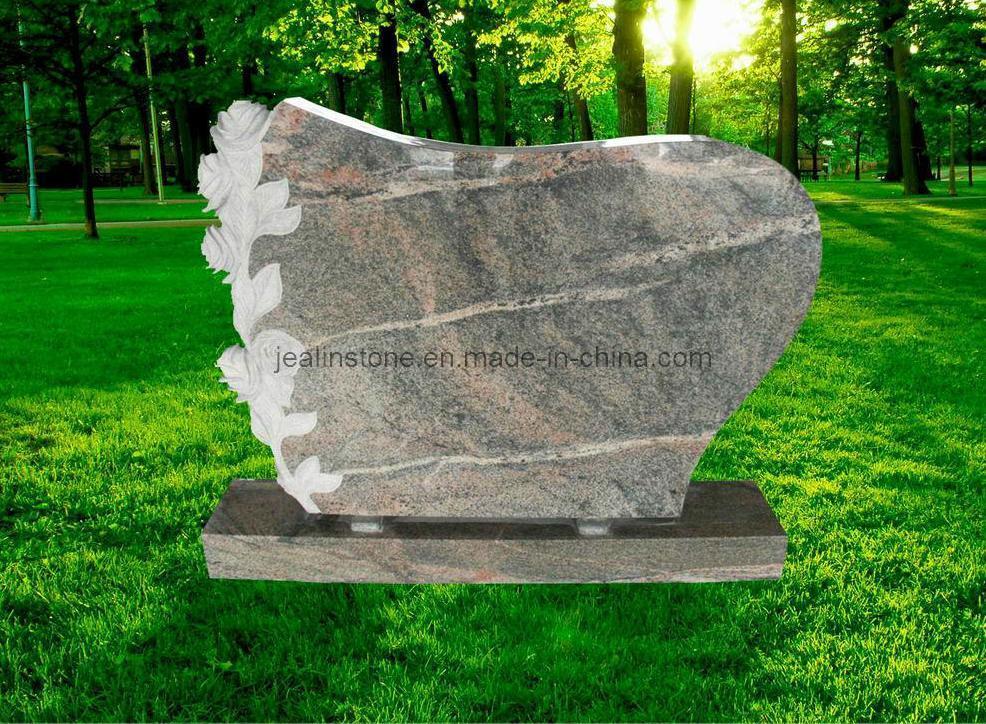 Red Granite Headstones : Multicolor red granite headstones je china