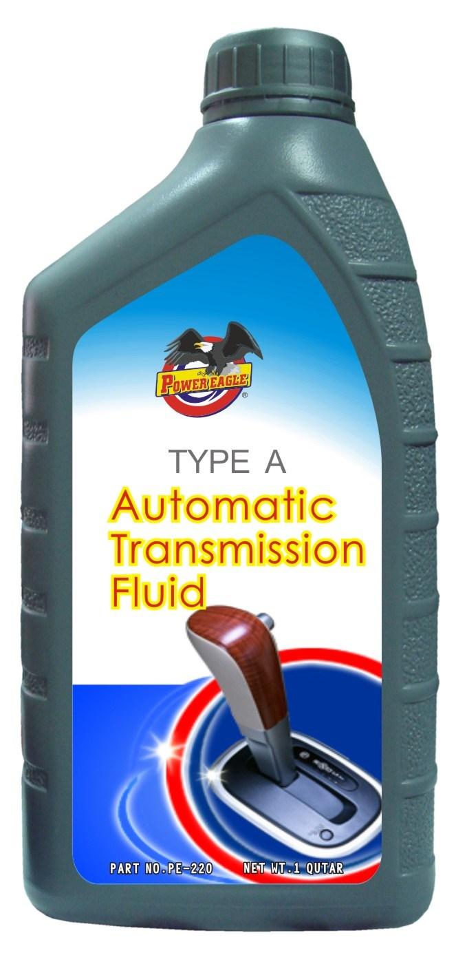 from Braxton auto tranny fluid specs