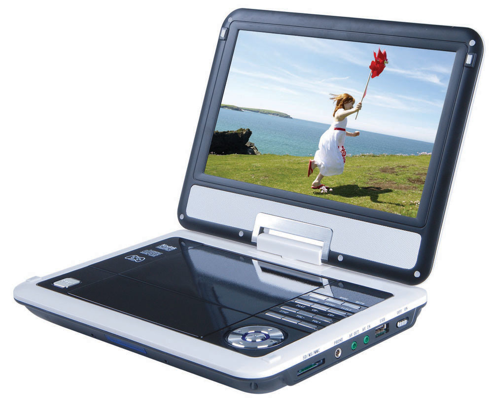 Download this Inch Portable Dvd Player picture