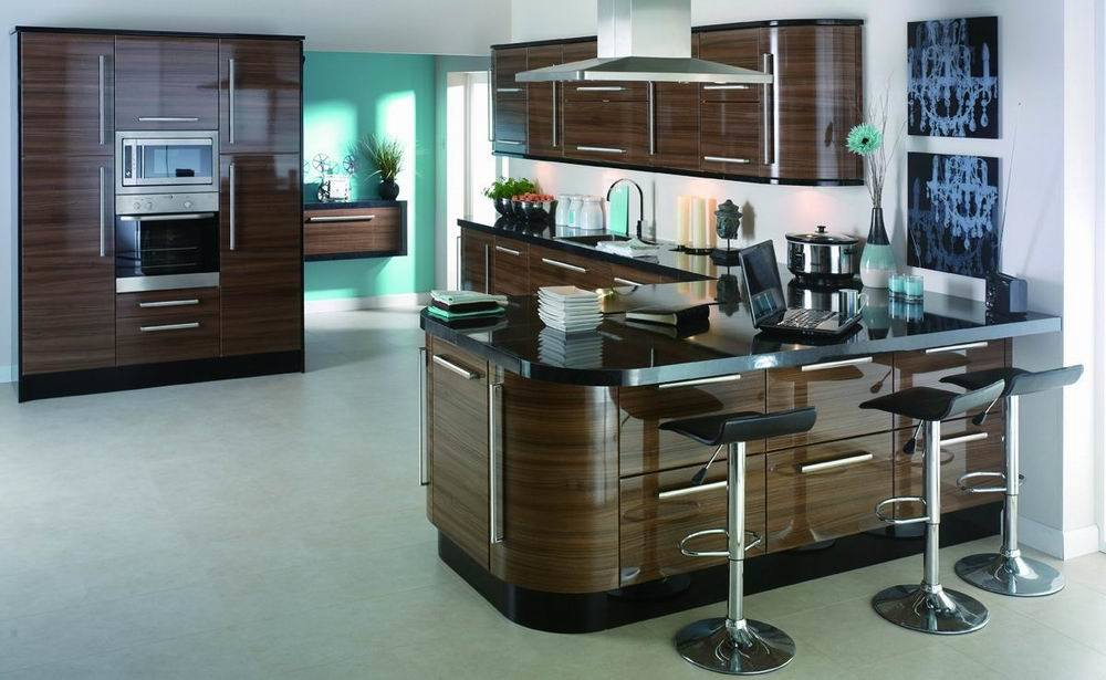 high gloss kitchens milan quotes