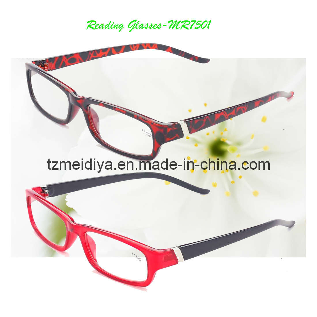china 1 00 to 4 00d reading glasses mr7501 china