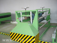 Continuous Wide FRP Gelcoat Sheet Auto Product Machine (LR-3100-JP)