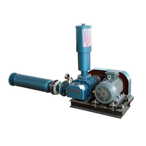 Roots Blower Air Cleaners : Air blower pump center