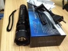 Hot Self Defense Stun with LED Flashlight (TW 1101)