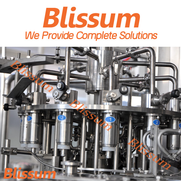 5000bph Plastic Bottle Orange Fresh Juice Filling Machine