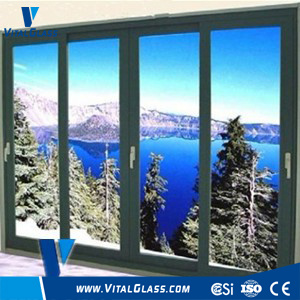 Safety/Toughened Building Vacuum Glass for Door Glass (V-G)